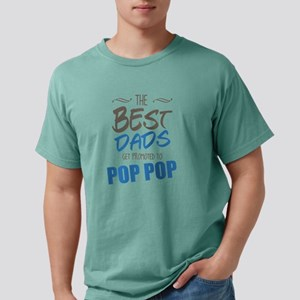 Great Dads Get Promoted to Pop Pop T-Shirt